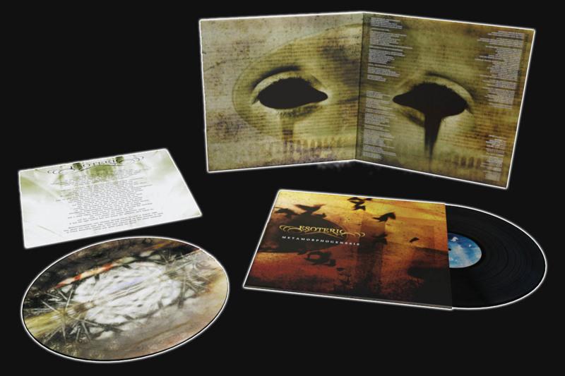 METAMORPHOGENESIS Vinyl Release